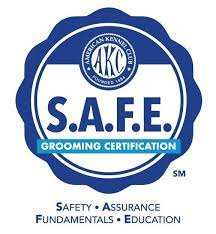 akc safe grooming certification