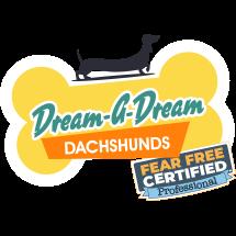 Dream A Dream Dachshunds - Fear Free Certified Professional